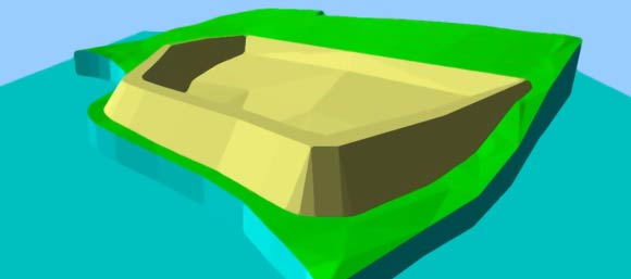 Modélisation 3D des infrastructures