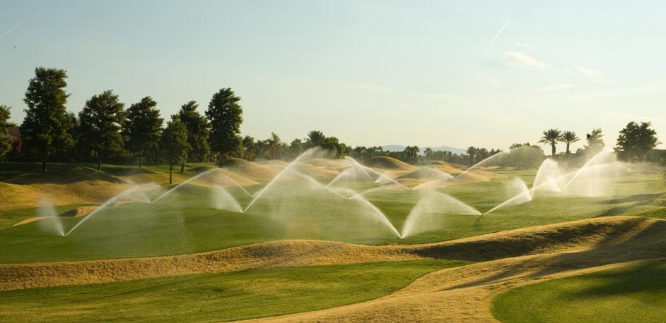 arrosage prairie et golf