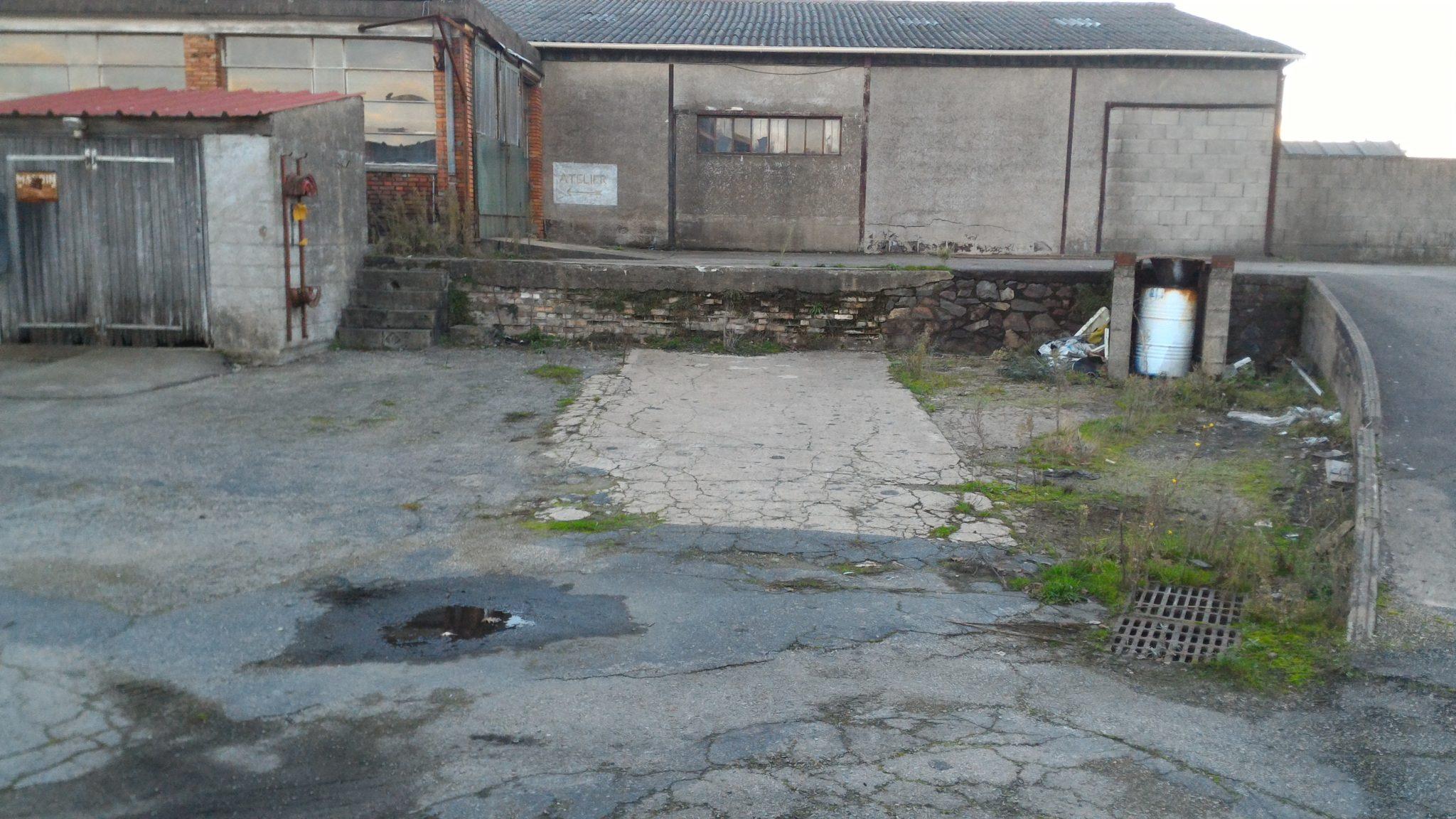 site et sol potentiellement pollué