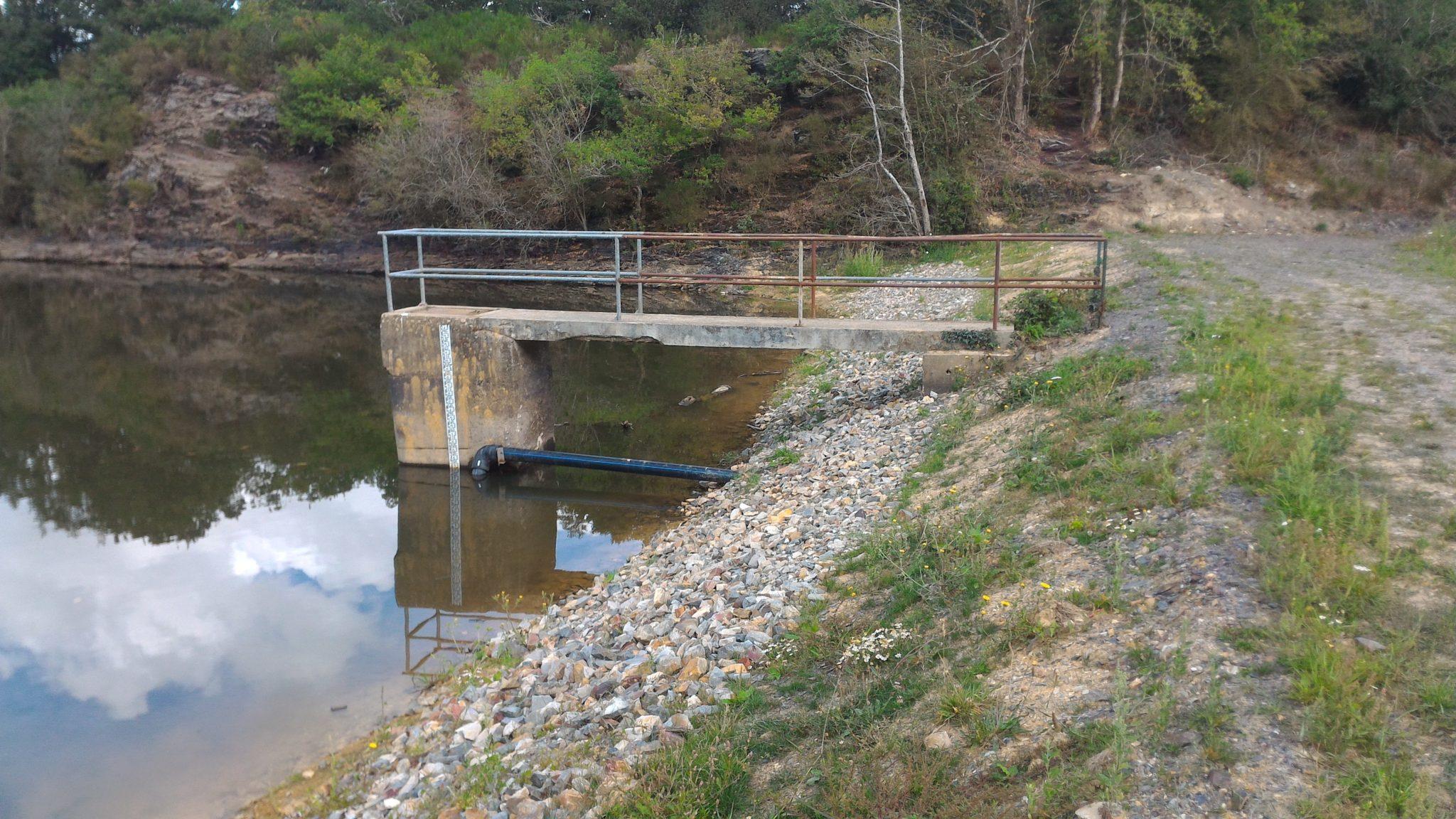 réhabilitation de digue et barrage